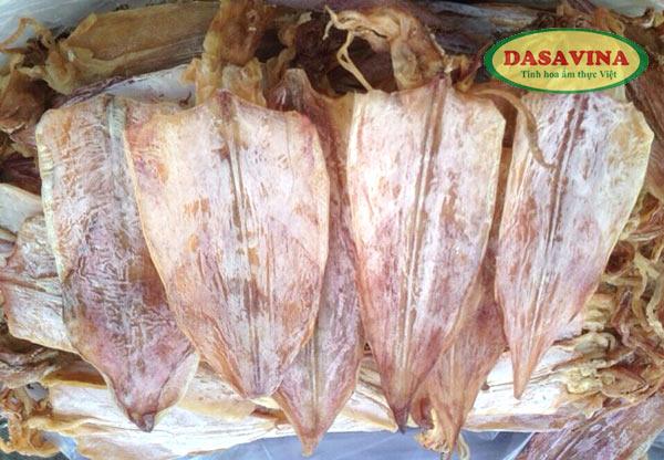 Mực khô thương hiệu DASAVINA là sản phẩm chất lượng được người tiêu dùng đánh giá cao,