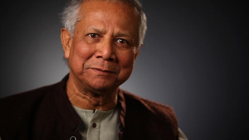 Ông được trao giải Nobel hòa bình vào năm 2006