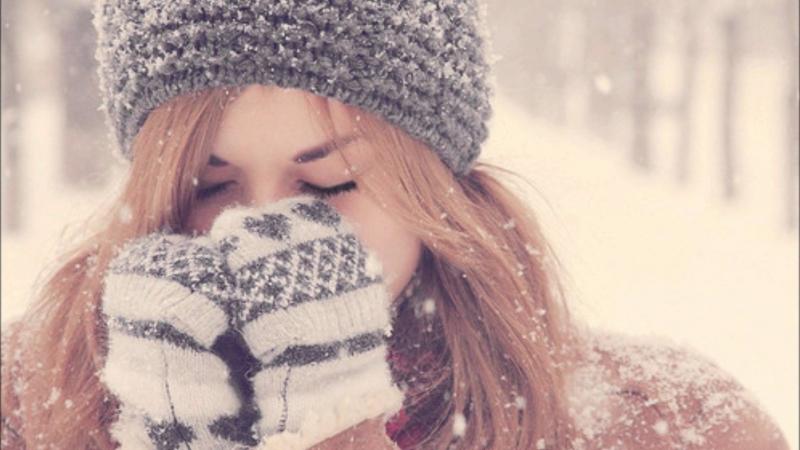 Mũi cũng cần được giữ ấm