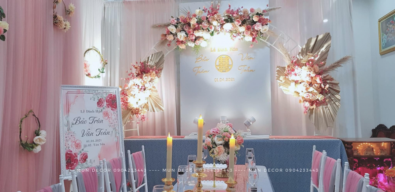MUN Decor - Wedding Planner