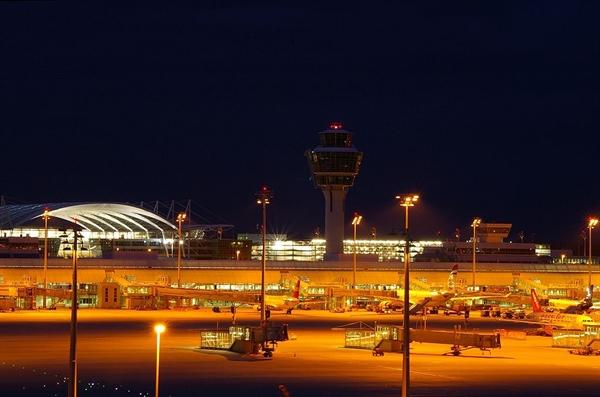 Munich Airport (Đức)