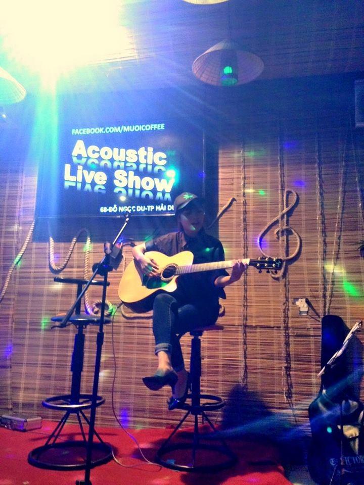 Những đêm nhạc Acoustic tại Muối
