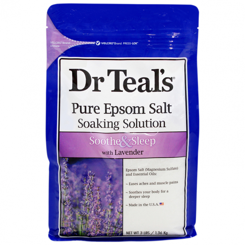 Muối Epsom Dr Teal