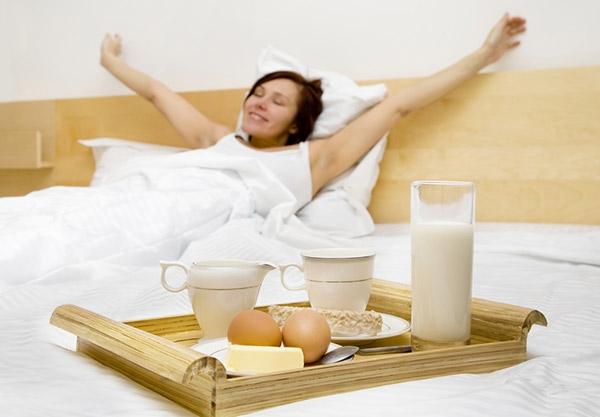 Muốn sống lâu, nhất định phải ăn sáng