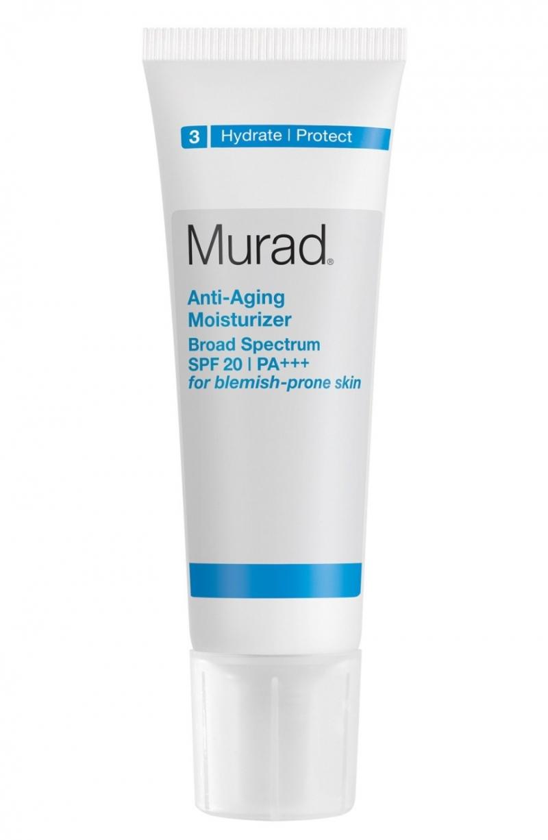 Kem dưỡng ẩm aaa có chỉ số SPF 30 giúp chống lại tia UV gây hại