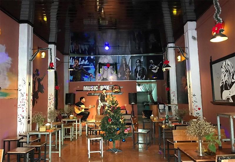 Music Box Cafe