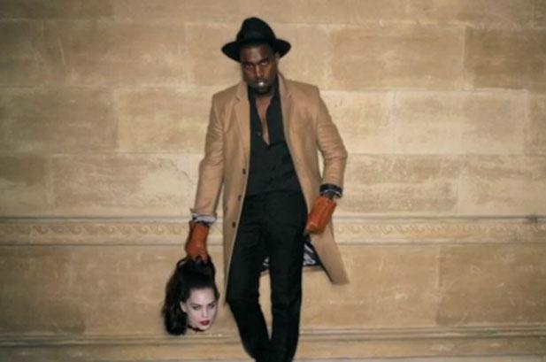 MV Monster - Kanye West