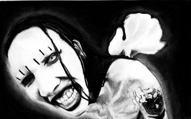 MV Sweet Dreams - Marilyn Manson