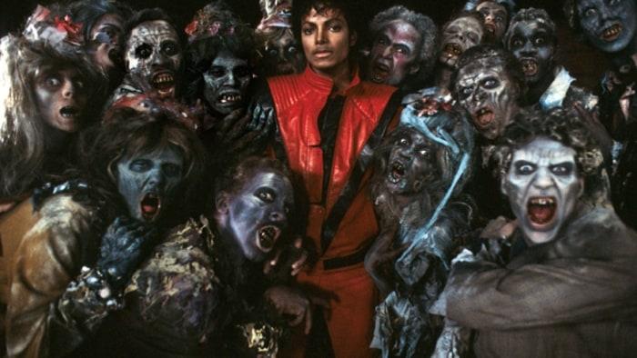 MV Thriller - Michael Jackson