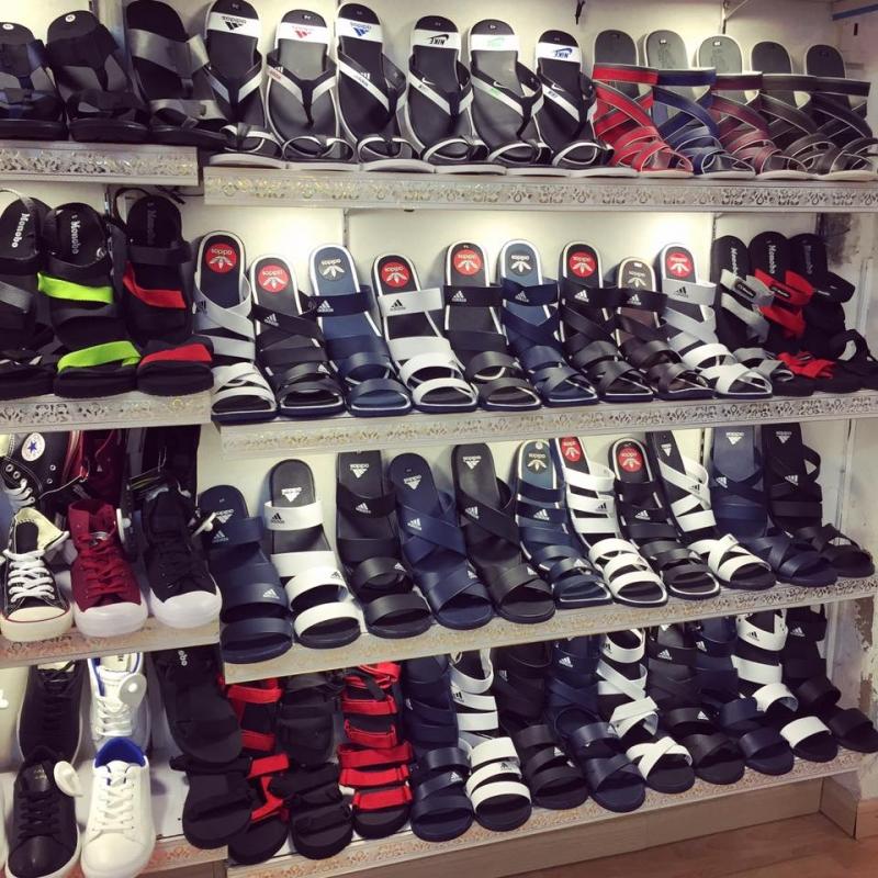 Các mẫu sandal mới dành cho nam