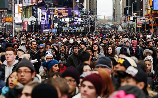 Dân số Mỹ ngày càng già hóa