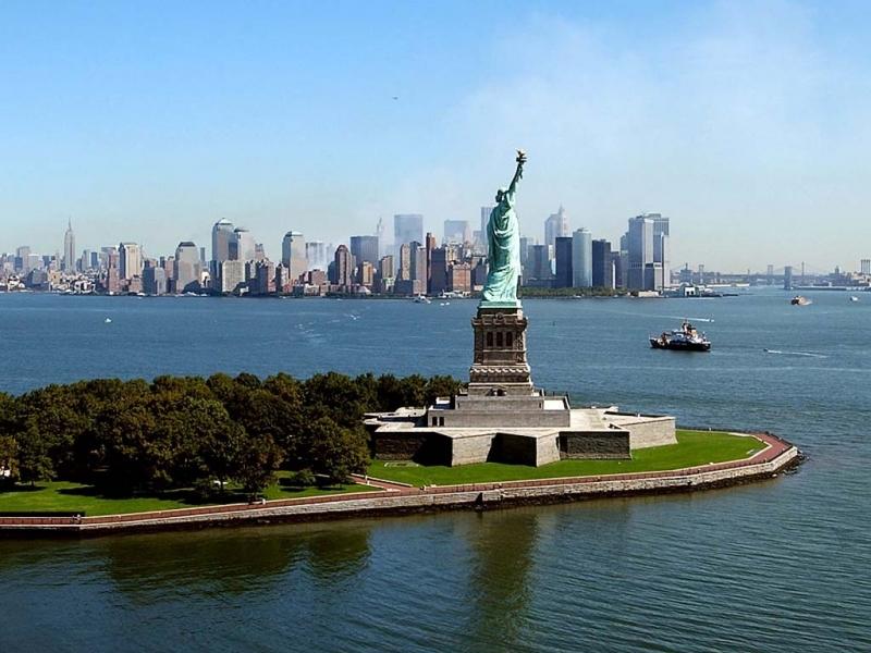 Hoa Kỳ là nước giàu nhất châu Mỹ
