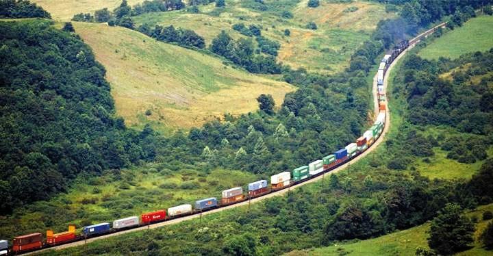 Đường sắt Mỹ
