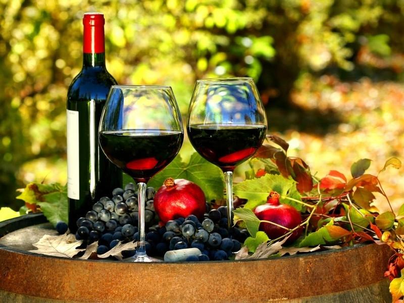 Mỹ đứng vị trí thứ 4 trong top 10 nước sản xuất rượu vang lớn nhất thế giới