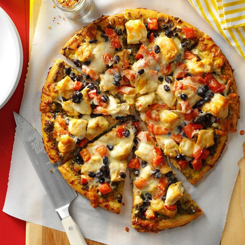 Món Pizza