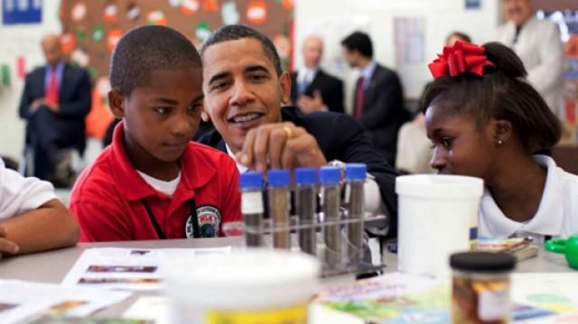 Giáo dục Mỹ cũng khuyến khích các sinh viên quốc tế đến theo học