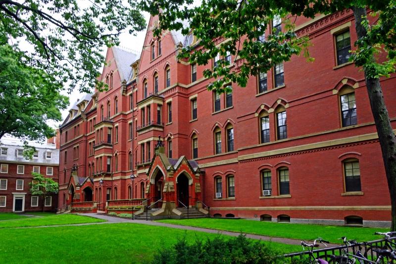 Đại học Harvard, Mỹ