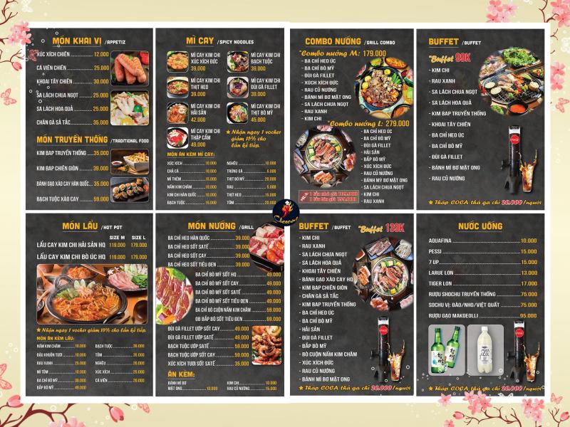 Mỳ cay Hàn Quốc Cheoeum