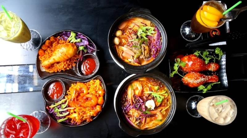 Mỳ Cay Sasin