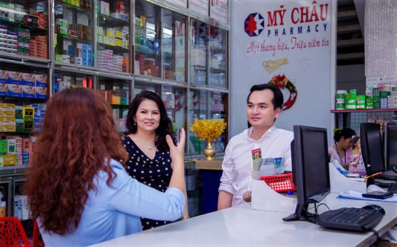 Mỹ Châu Pharmacy