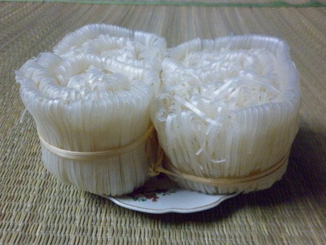 Mỳ gạo Chũ