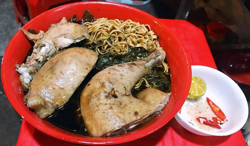 Mỳ Gà Tần Lương Văn Can