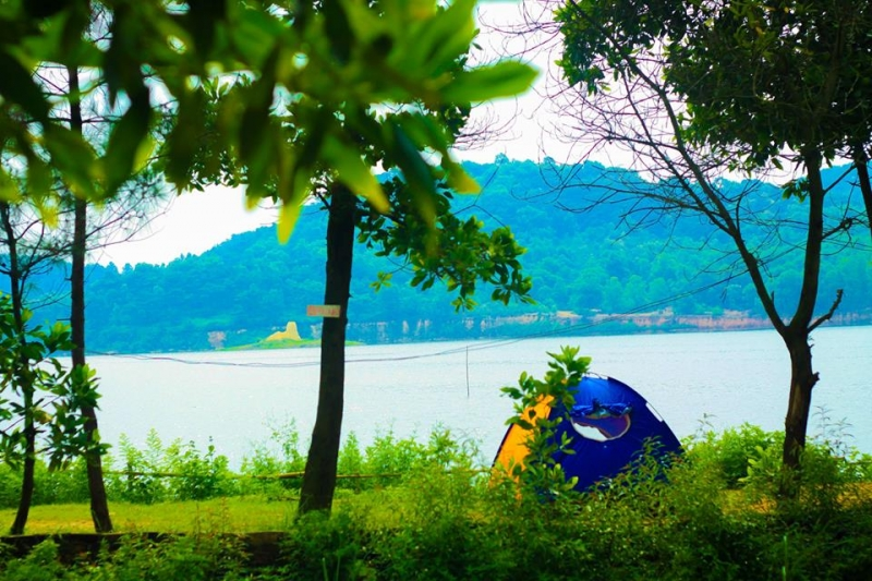 My hill Hồ Đồng Quan