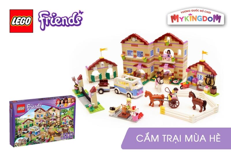 My Kingdom chủ yếu phát triển đồ chơi trí tuệ cho trẻ.