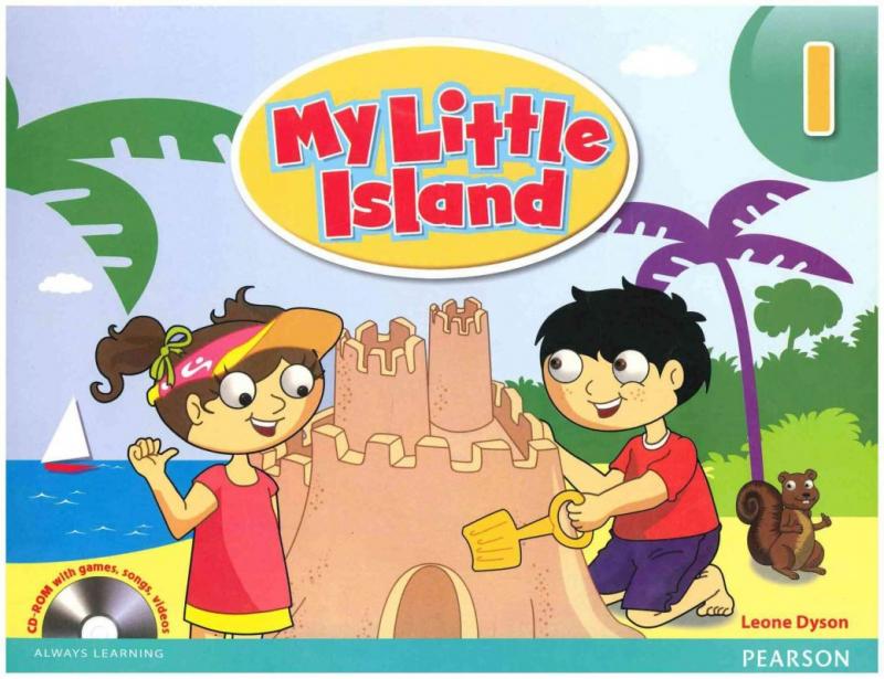 My Little Island level 1,2,3