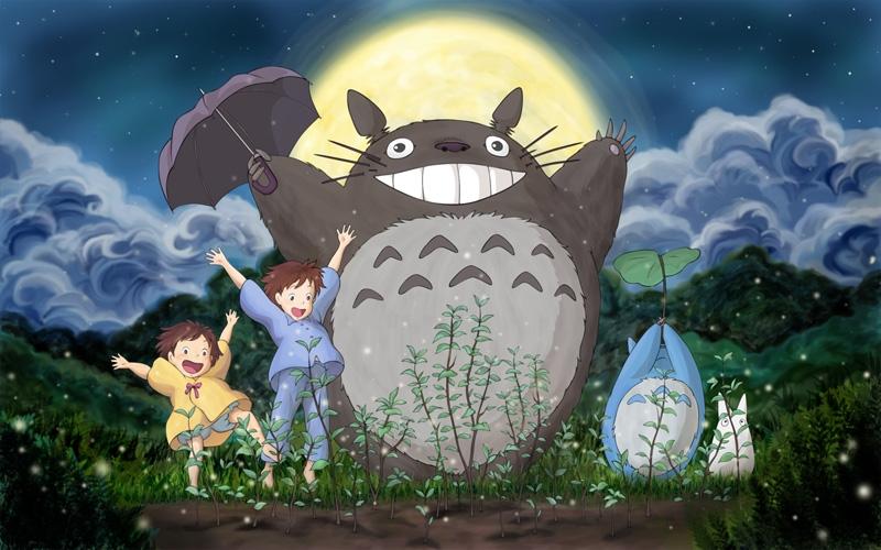My Neighbor is Totoro - Hàng xóm tôi là Totoro (1988)