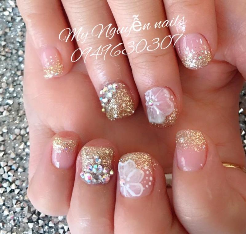 My Nguyễn nails