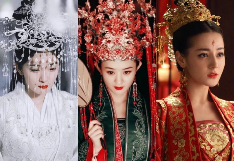 Top 15 mỹ nhân cổ trang đẹp nhất màn ảnh Trung Quốc