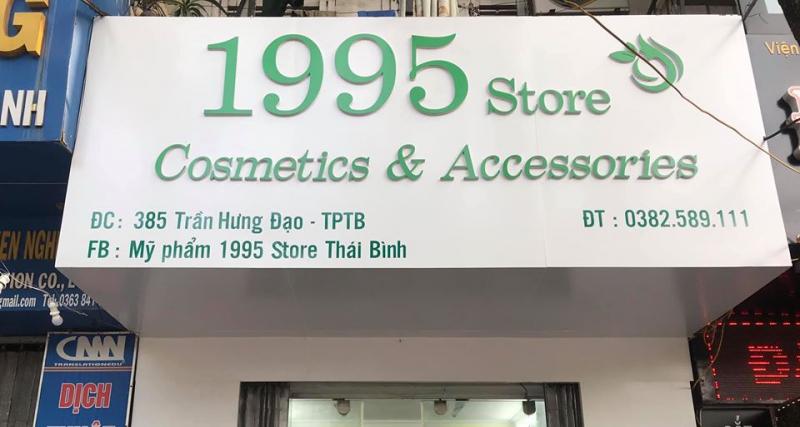 Mỹ phẩm 1995 Store Thái Bình