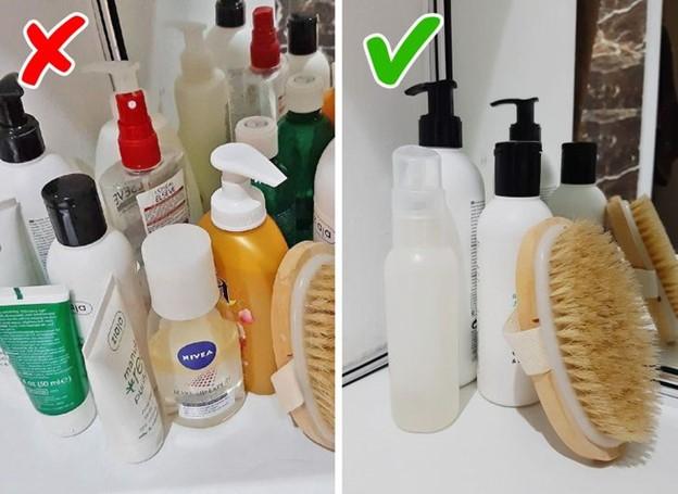 Không nên sử dụng quá nhiều các loại mỹ phẩm khác nhau cùng lúc