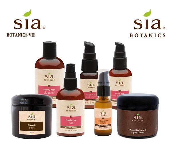 Mỹ phẩm hữu cơ Sia Botanics