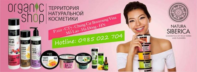 Top 8 địa chỉ bán mỹ phẩm Nga uy tín nhất tại Hà Nội
