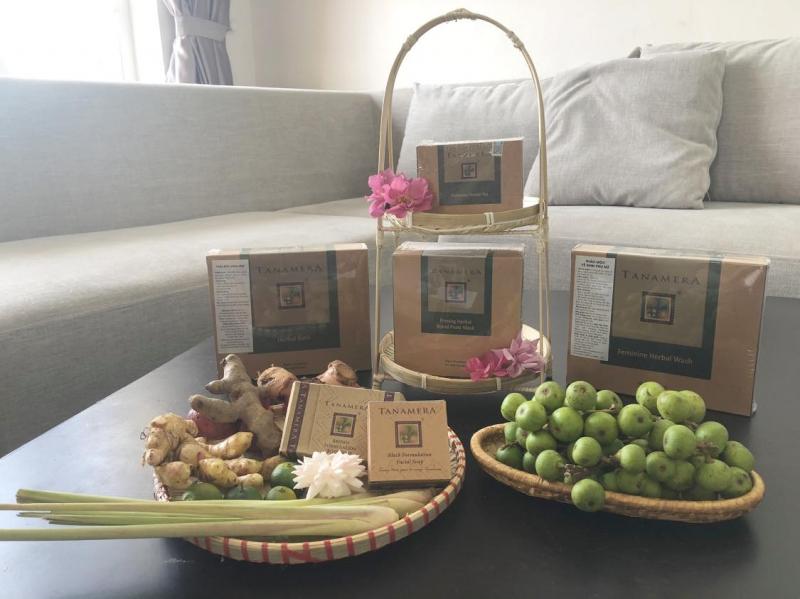 Mỹ phẩm Organic Tanamera