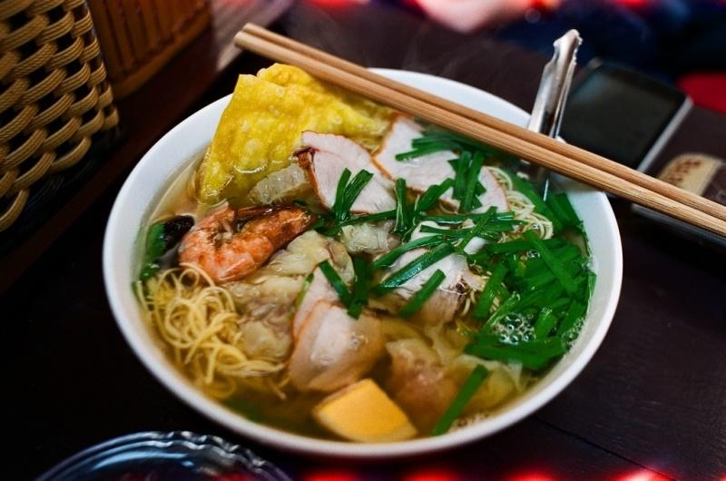 Quán ăn Bình Tây – 54 Hàng Chiếu