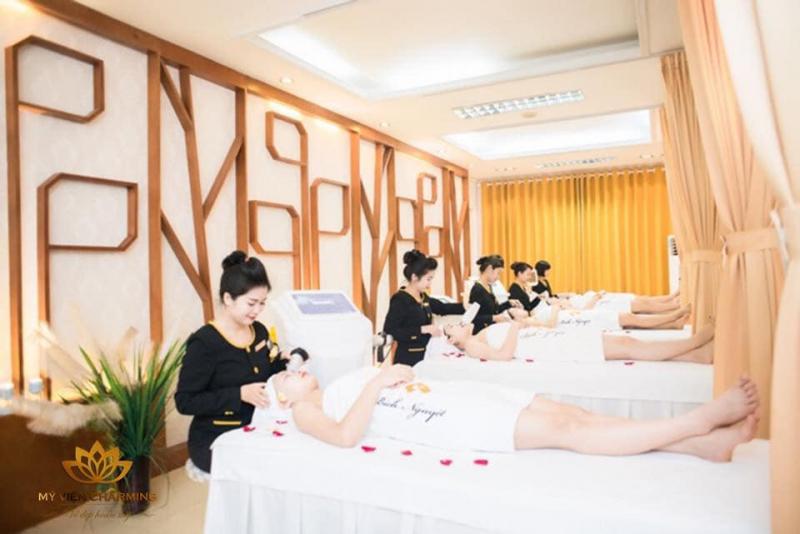 Mỹ Viện Charming Quảng Nam