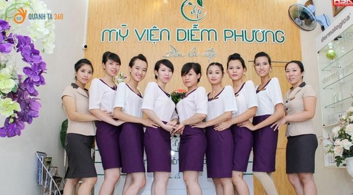 Đội ngũ nhân viên chuyên nghiệp tại Diễm Phương