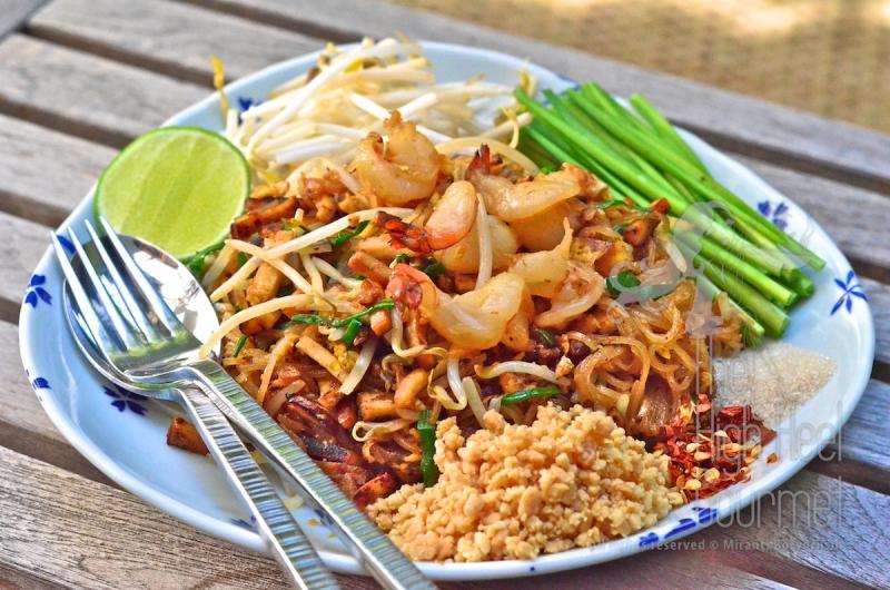 Mỳ xào của Thái (Pad Thai)