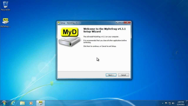 Download MyDefrag 4.3.1 (x64 & x32)
