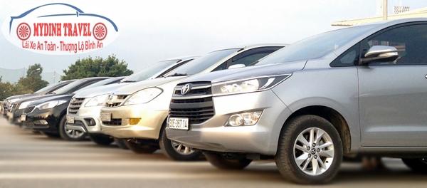 Mydinhtravel.com- điểm thuê xe lí tưởng nhất hiện nay tại Hà Nội