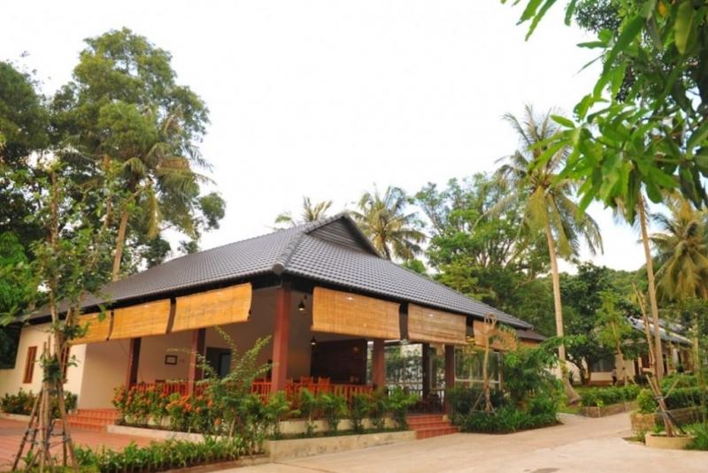 Resort được thiết kế để mang lại cho du khách cảm giác gần gũi, ấm cúng và yên bình