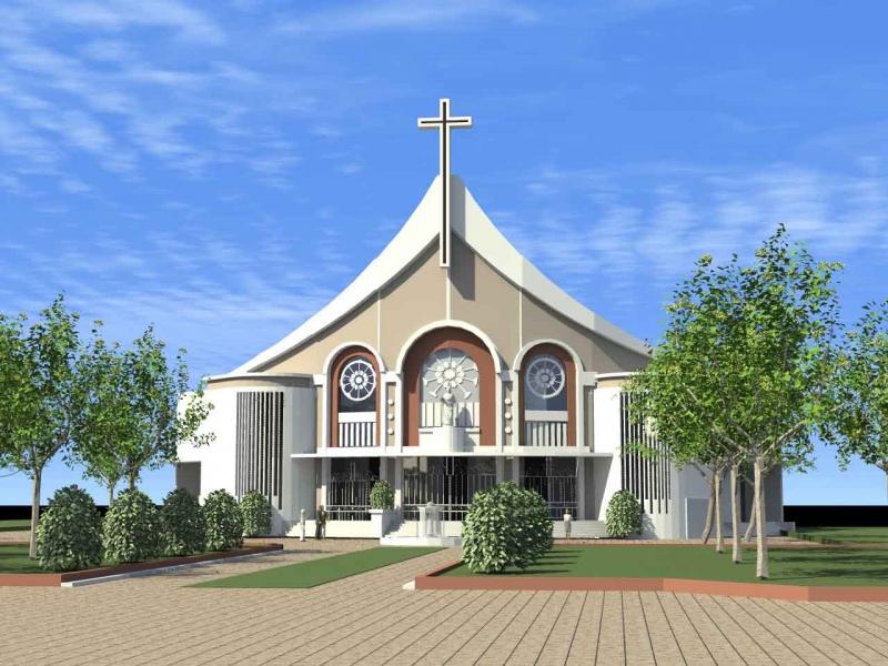 Không hỏi địa chỉ nhà thờ ở Na Uy