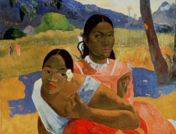 Nafea Faa Ipoipo? – Paul Gauguin