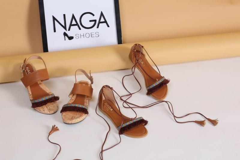 Những mẫu giày đẹp tinh tế với Naga Shoes