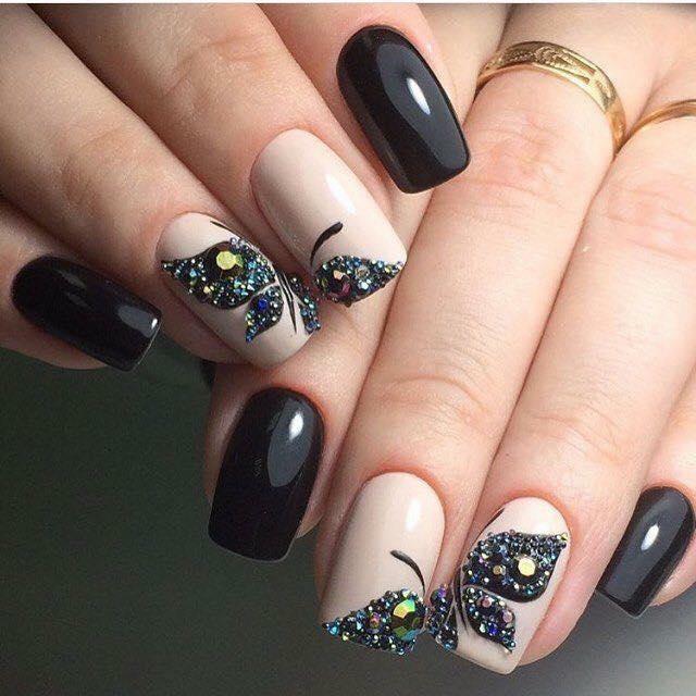 Bộ nail đẹp quý phái