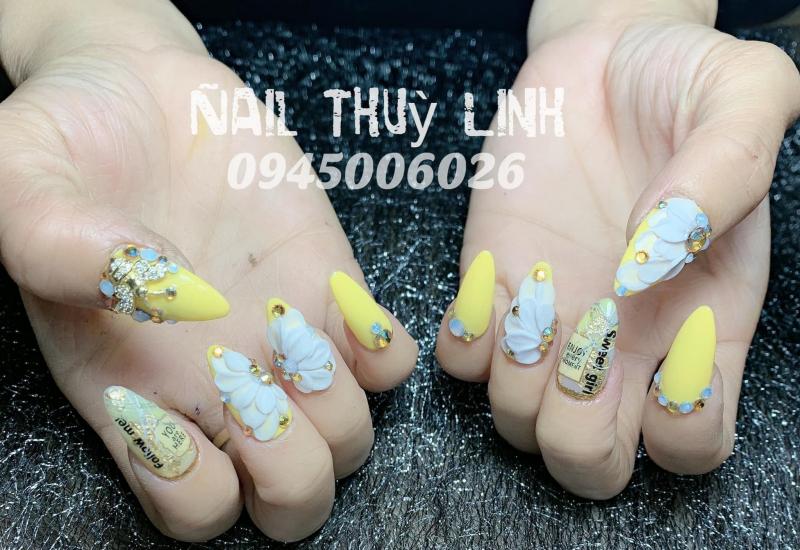 Nail Thuỳ Linh