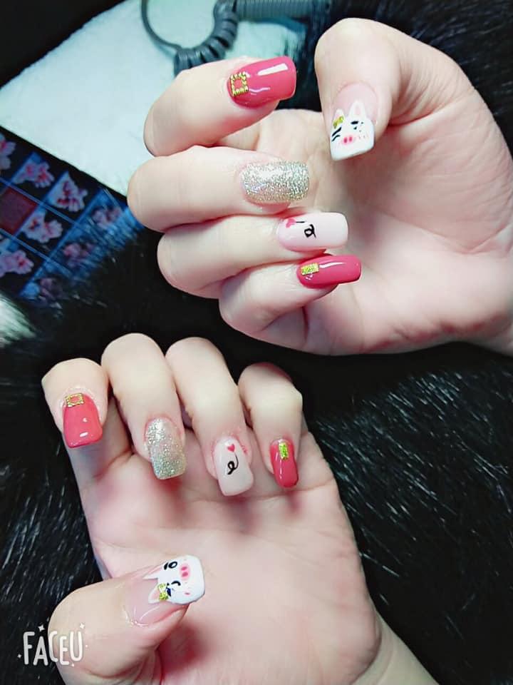 Nails Bàn Tay Vàng